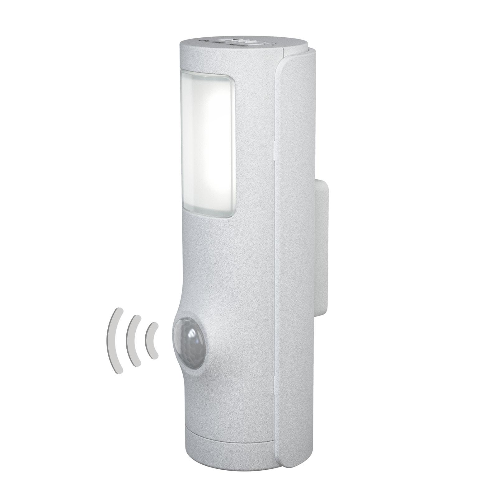 LEDVANCE Nightlux Torch LED-yövalo valkoinen