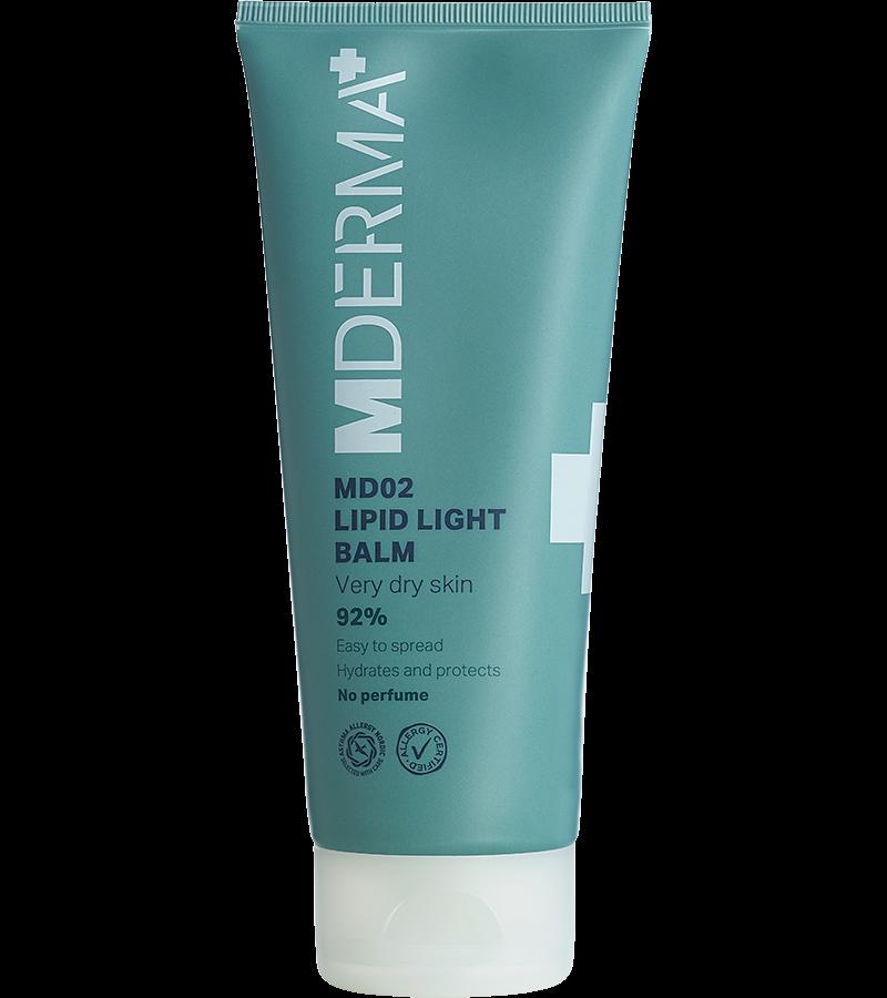 MDerma - MD02 Lipid Light Balm 200 ml