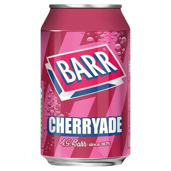 Barr Cherryade 33cl