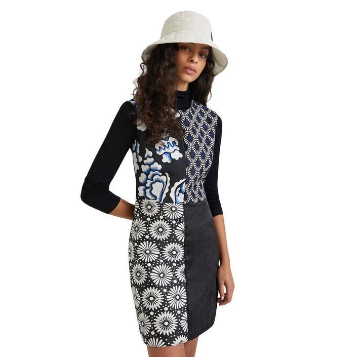 Desigual - Desigual Women Dress - black S