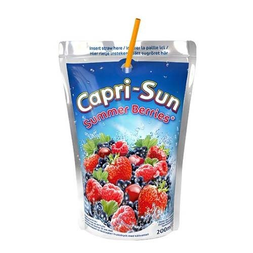Capri-Sun Summer Berries - 10-pack