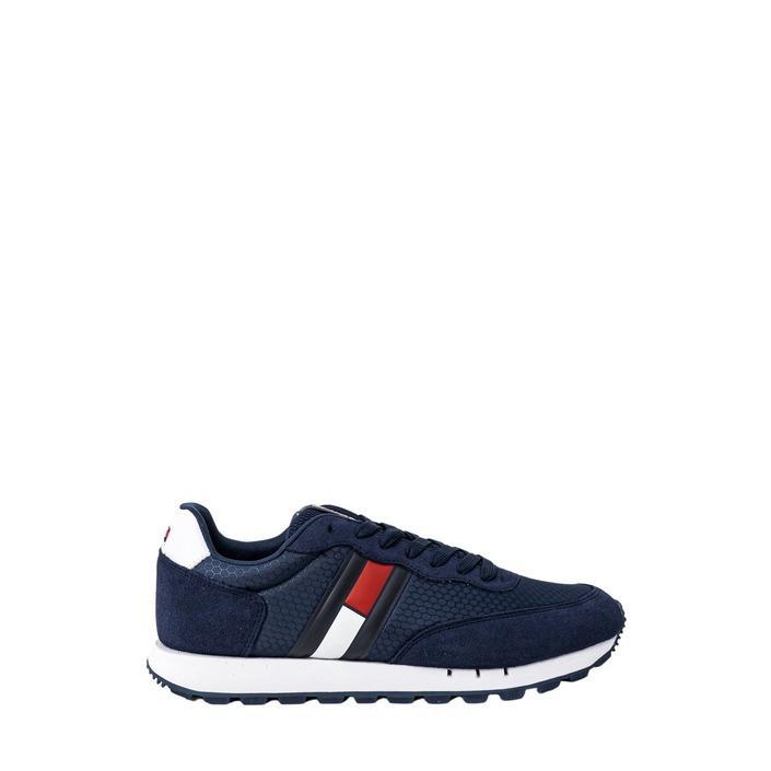 Tommy Hilfiger Jeans - Tommy Hilfiger Jeans Men Sneakers - blue 40