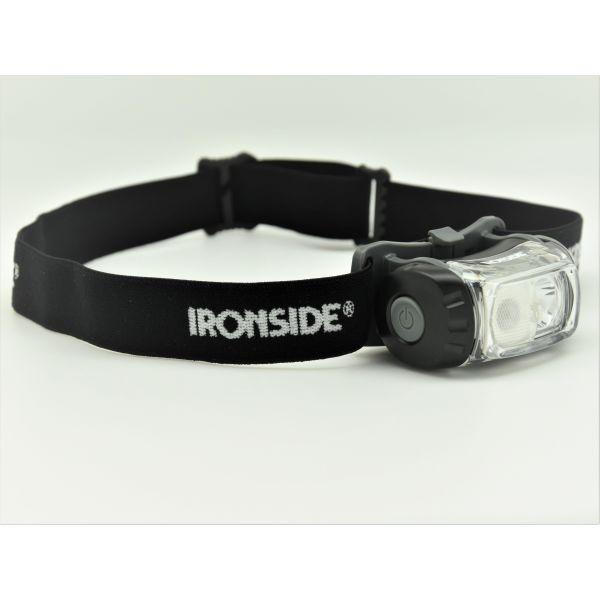 Ironside 400037 Hodelykt 200 lm, med hjelmfeste