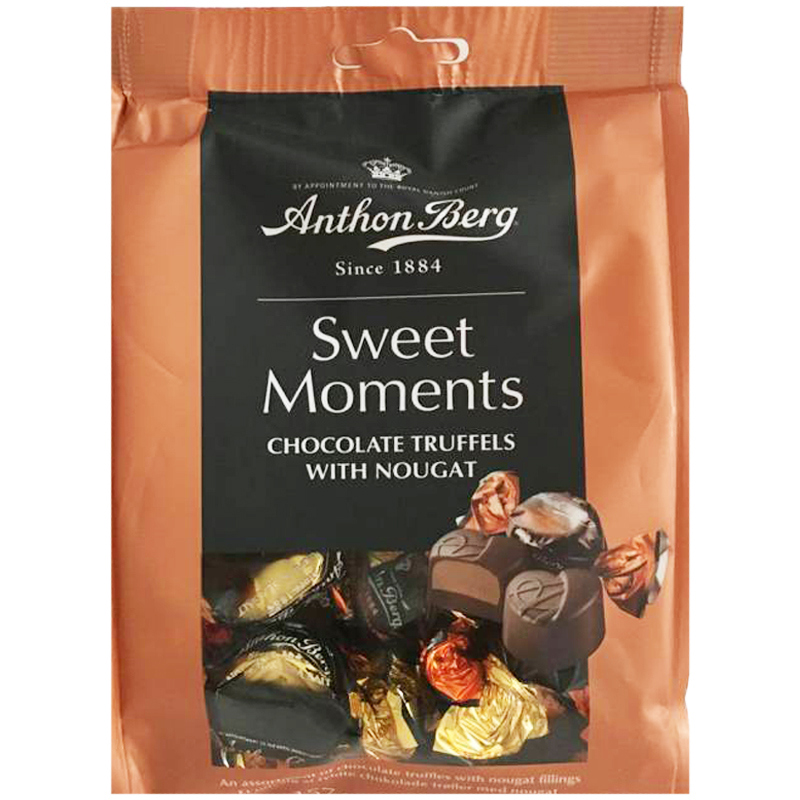 Chokladtryfflar Nougat - 34% rabatt