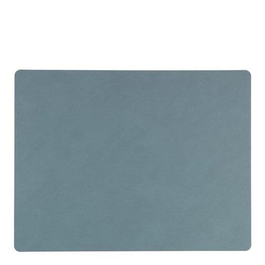 Lind DNA - Nupo Square Tablett 35x45 cm Ljusblå
