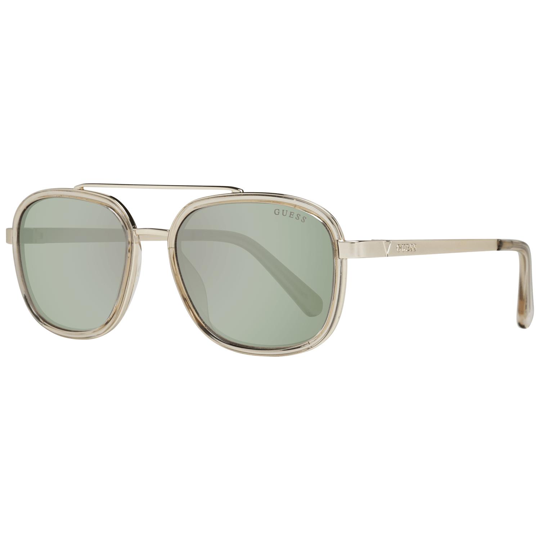 Guess Men's Sunglasses Gold GU6950 5441G