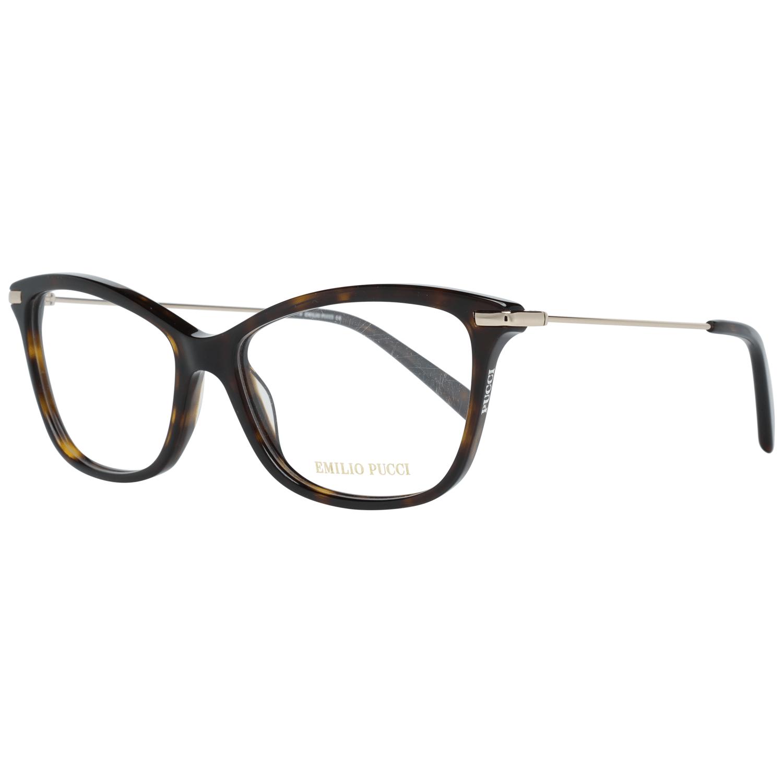 Emilio Pucci Women's Optical Frames Eyewear Brown EP5083 54052