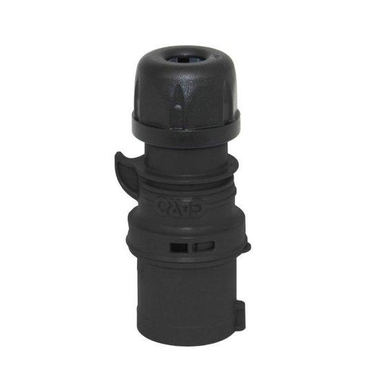 Garo P 332-5 S Pistotulppa IP44, 4-napainen, 32A Musta, 5 h