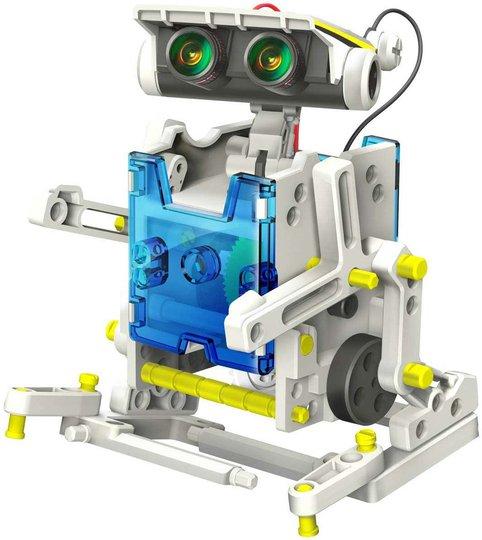 Robetoy 14-i-1 Solar Robot Kit