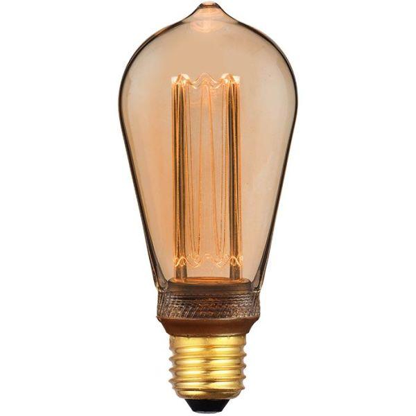 Gelia 4083300071 LED-lampe E27, amber