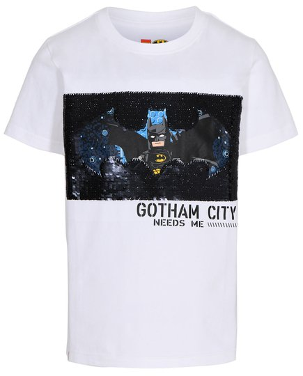 LEGO Collection T-Shirt, Off White, 122