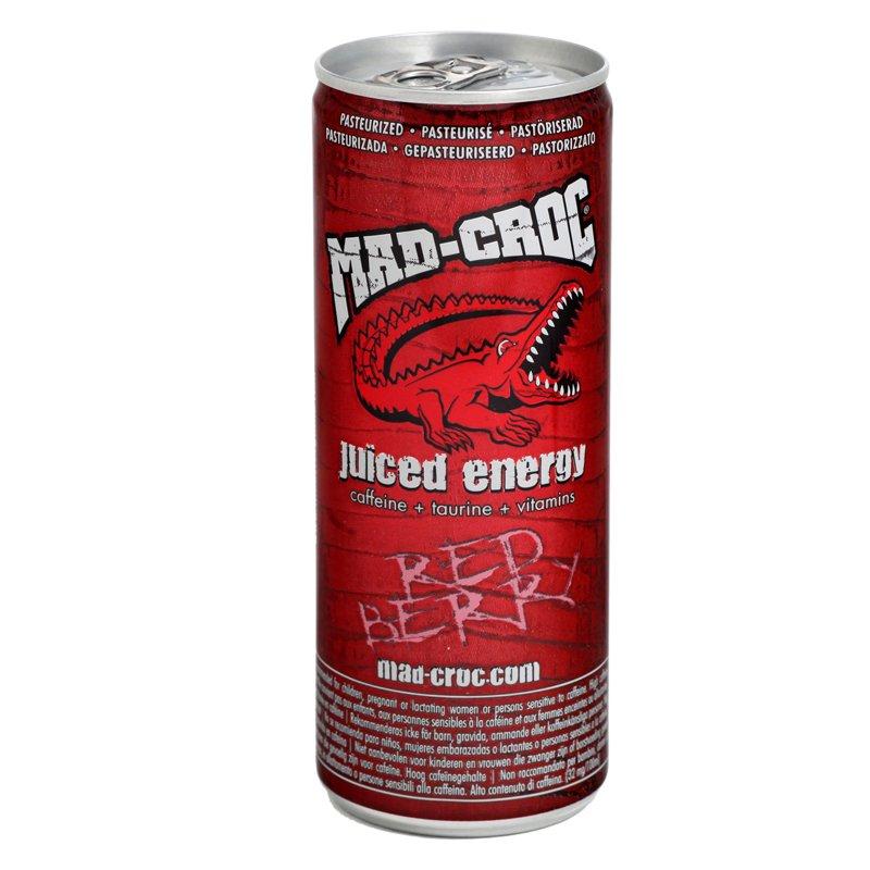 Energiamehujuoma Red Berries - 8% alennus