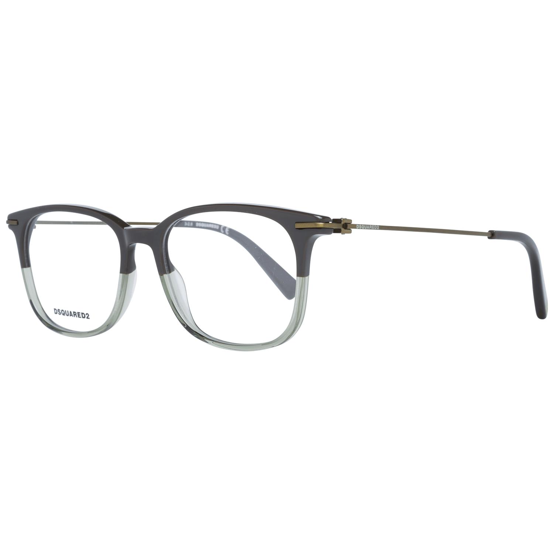 Dsquared² Men's Optical Frames Eyewear Brown DQ5285 53098