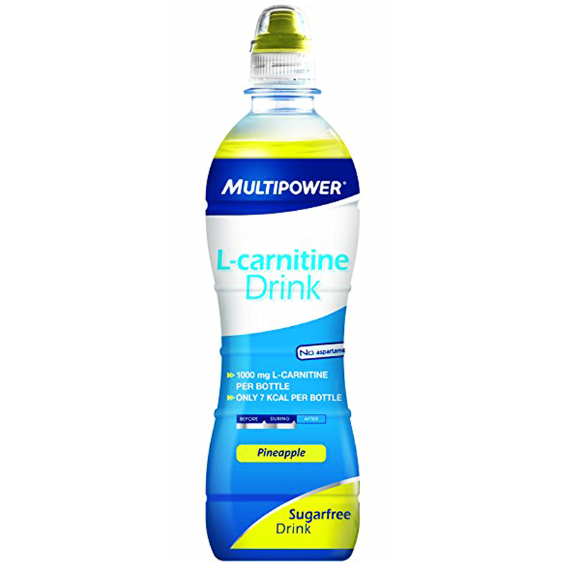 "L-Karnitindryck ""Pineapple"" 500ml - 67% rabatt"