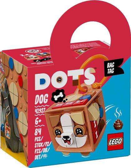 LEGO DOTS 41927 Hundemerke til bag