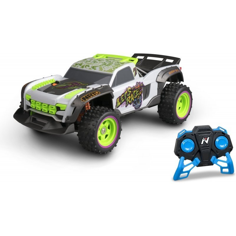 Nikko - Pro Trucks 30cm - Let's Race #7