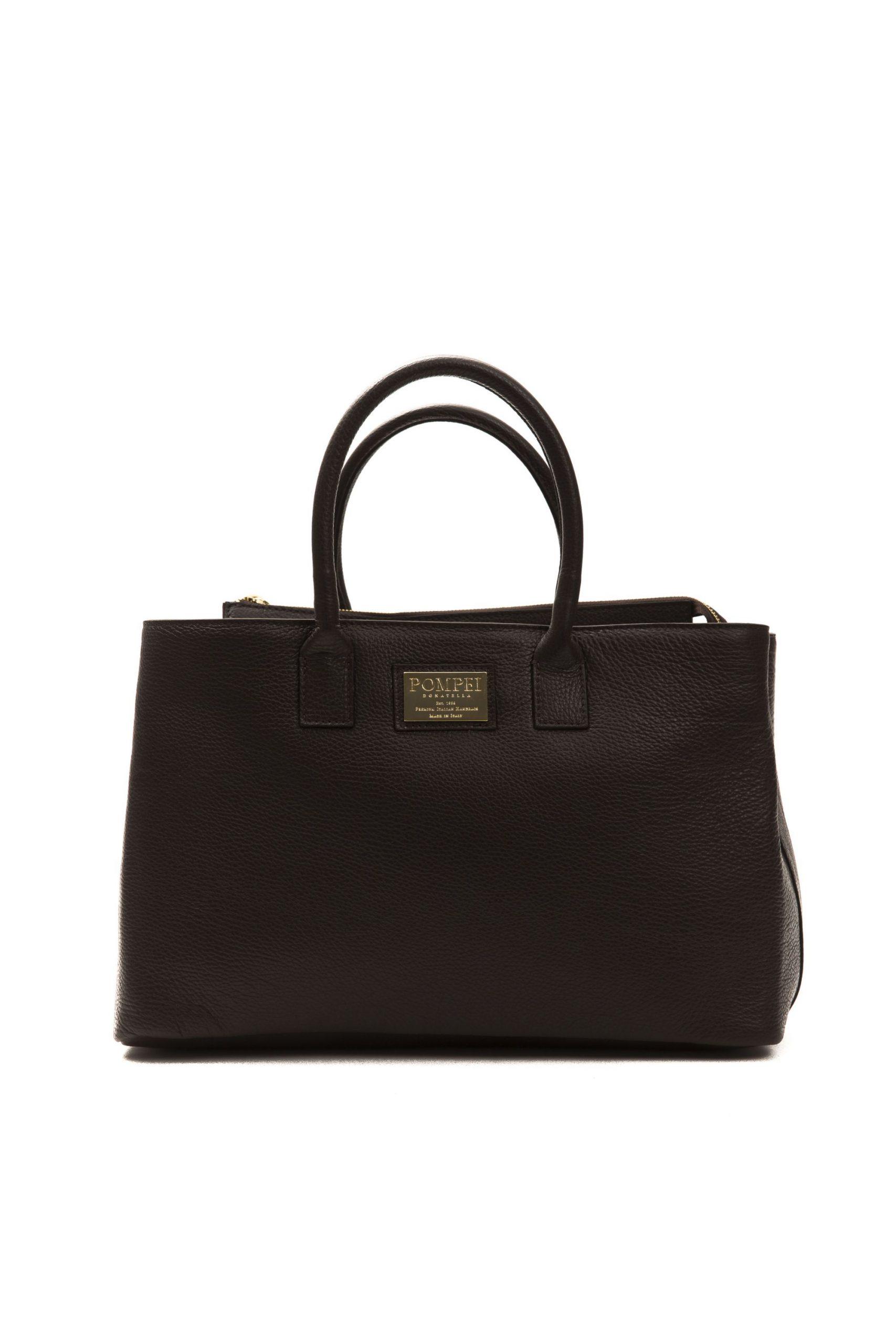 Pompei Donatella Women's Handbag Brown PO667762