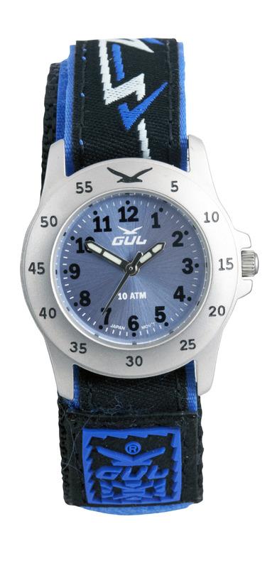 Gul Micro Velcro Light Blue 4159299