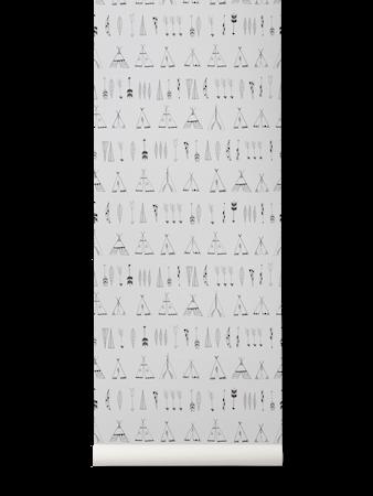 Native Tapet