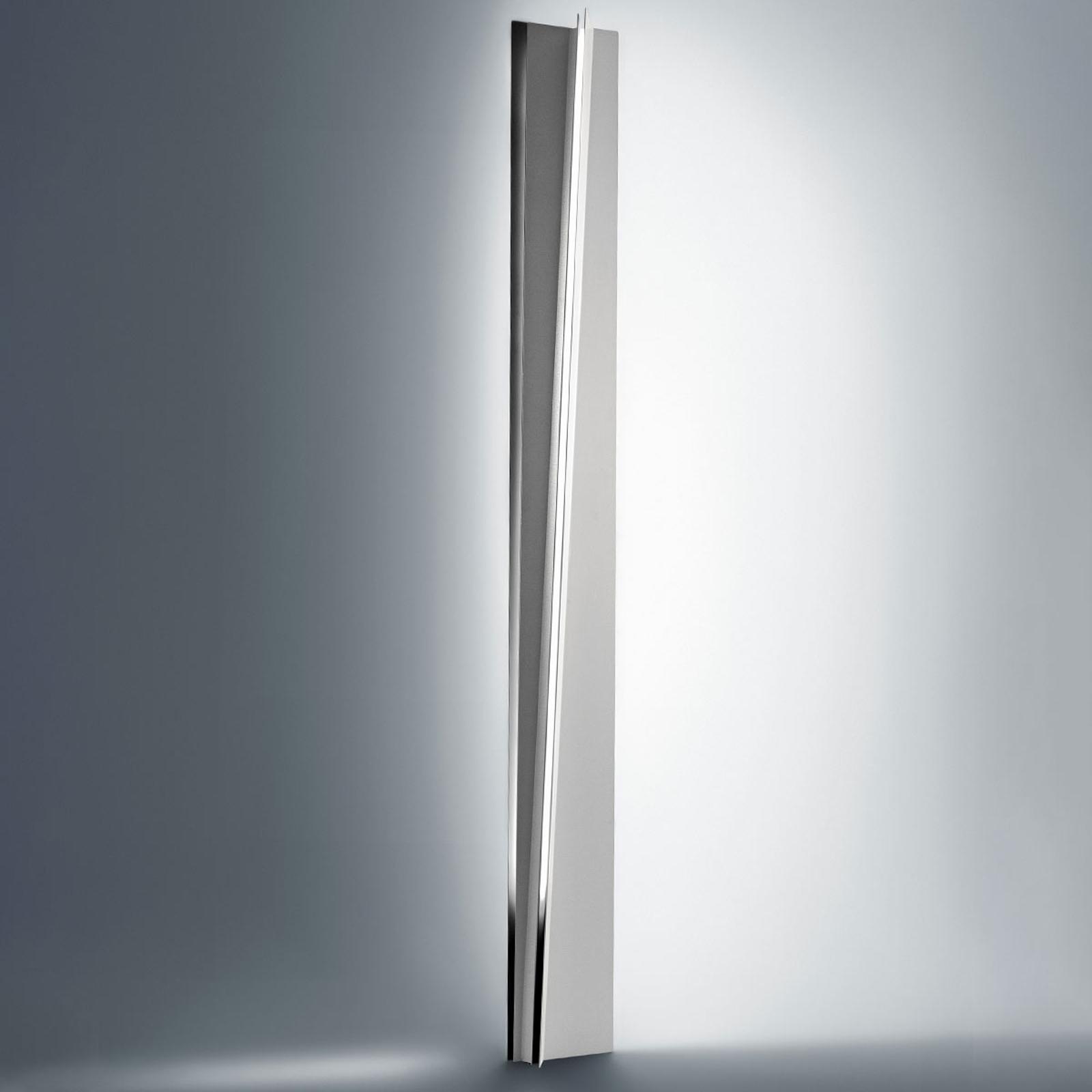 ICONE Reverse -design-lattiavalaisin LED-valolla