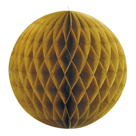 Honeycomb Guld