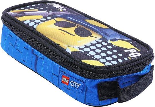LEGO City Pennal Police Cop, Blue