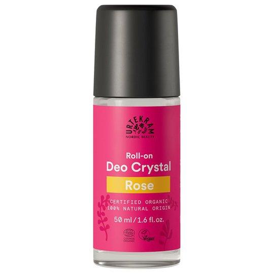 Urtekram Nordic Beauty Rose Deo, 50 ml