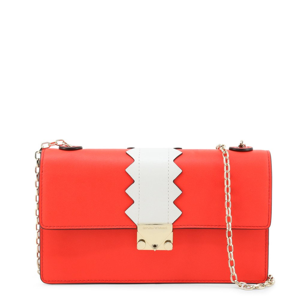 Emporio Armani Women's Clutch Bag Red Y3H087YDC3A - red NOSIZE