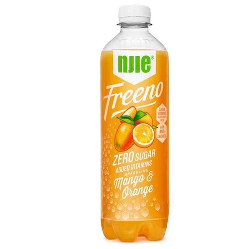 Vitamiinijuoma Mango & Orange - 50% alennus