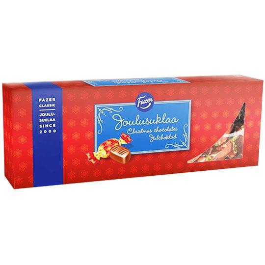 Julchoklad 320g - 50% rabatt