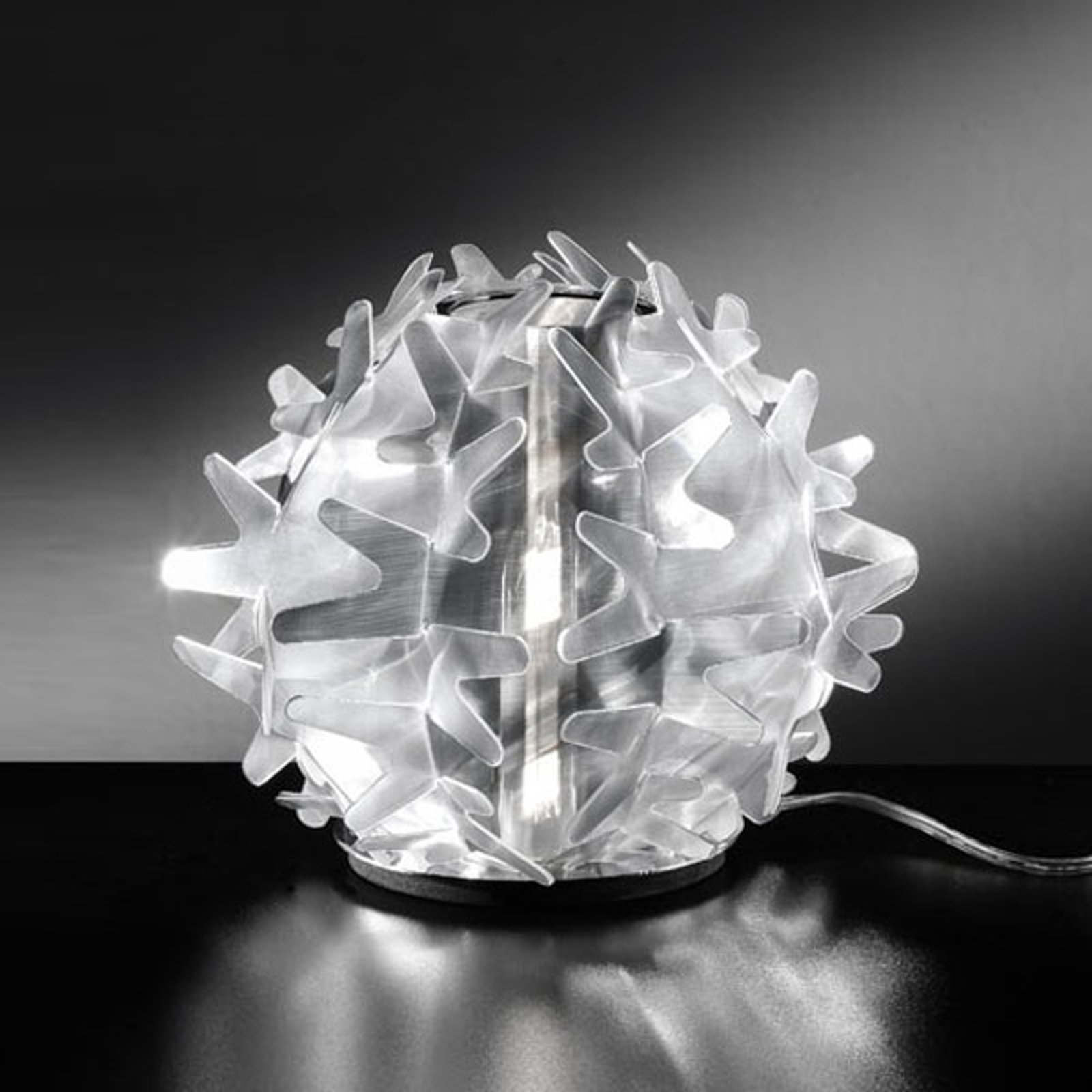 Ny bordlampe Cactus XS Prisma