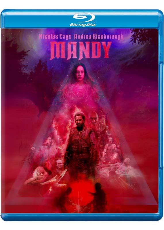 Mandy (Nicolas Cage)(Blu-Ray)