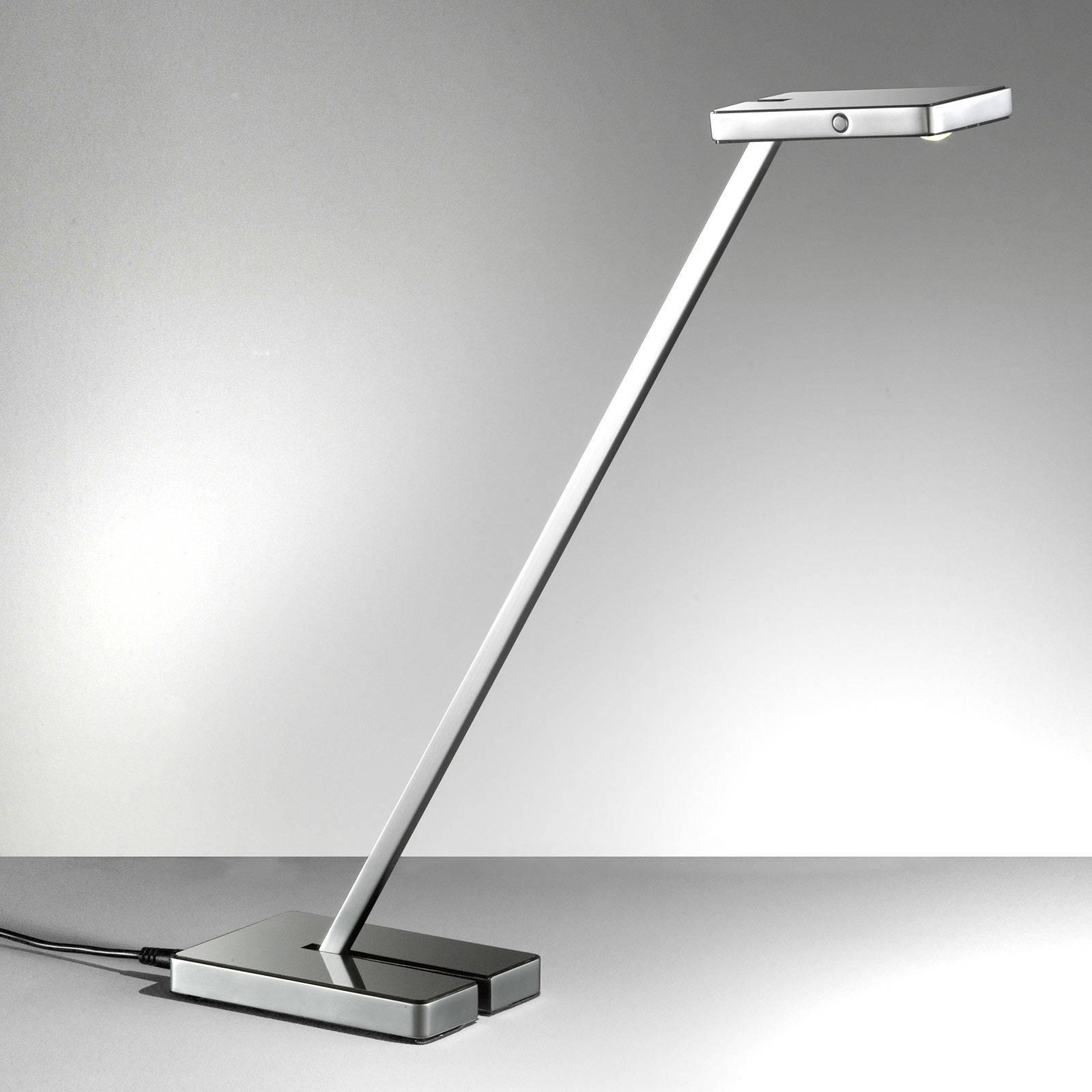 LED-skrivebordslampe Lincon med dimmer