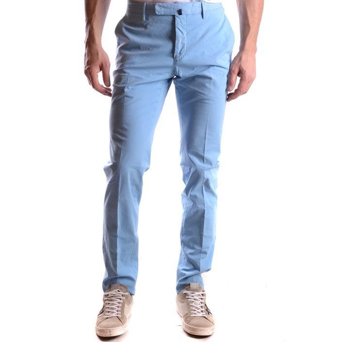 Incotex Men's Trouser Blue 184362 - blue 52
