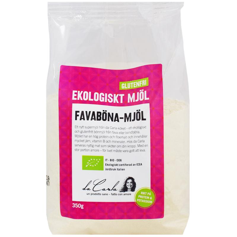 Eko Mjöl Favaböna 350g - 46% rabatt