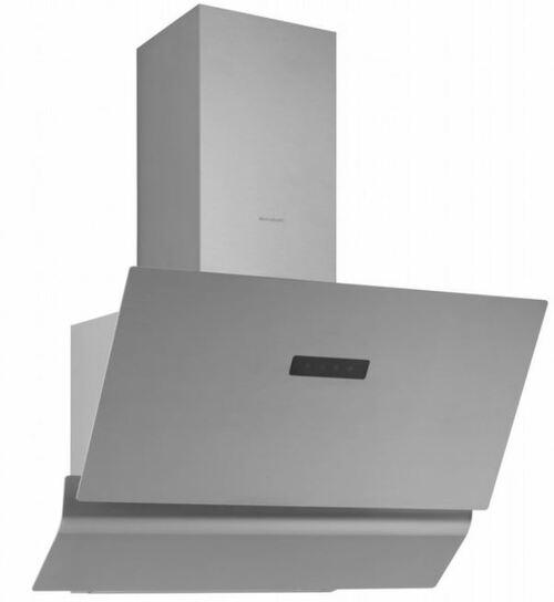 Silverline Lara 80 Cm, St Vägghängd Köksfläkt - Rostfritt Stål
