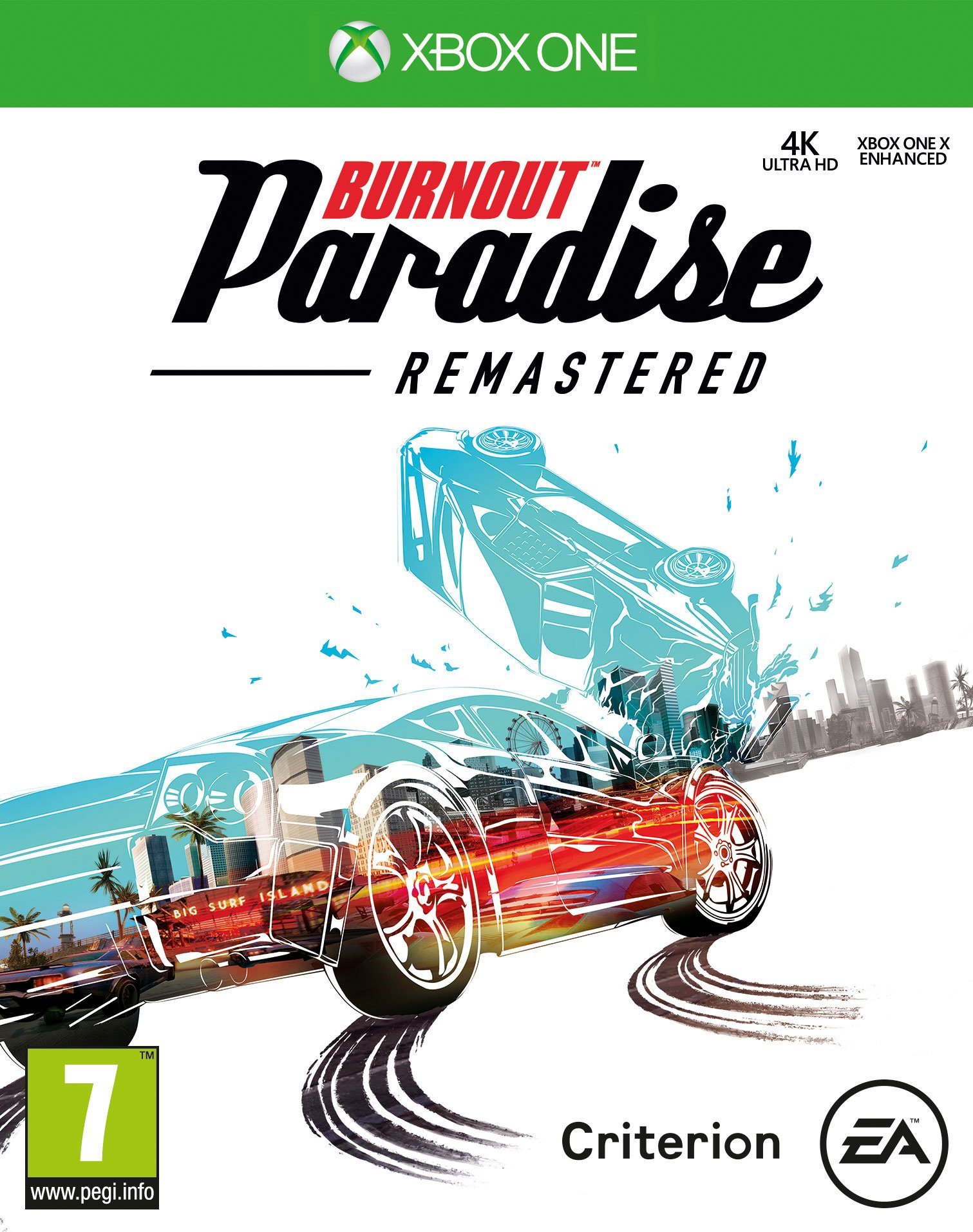 Burnout Paradise HD (UK/Nordic)