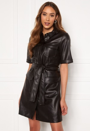 ONLY Maylee-Mada Faux Dress Black 34
