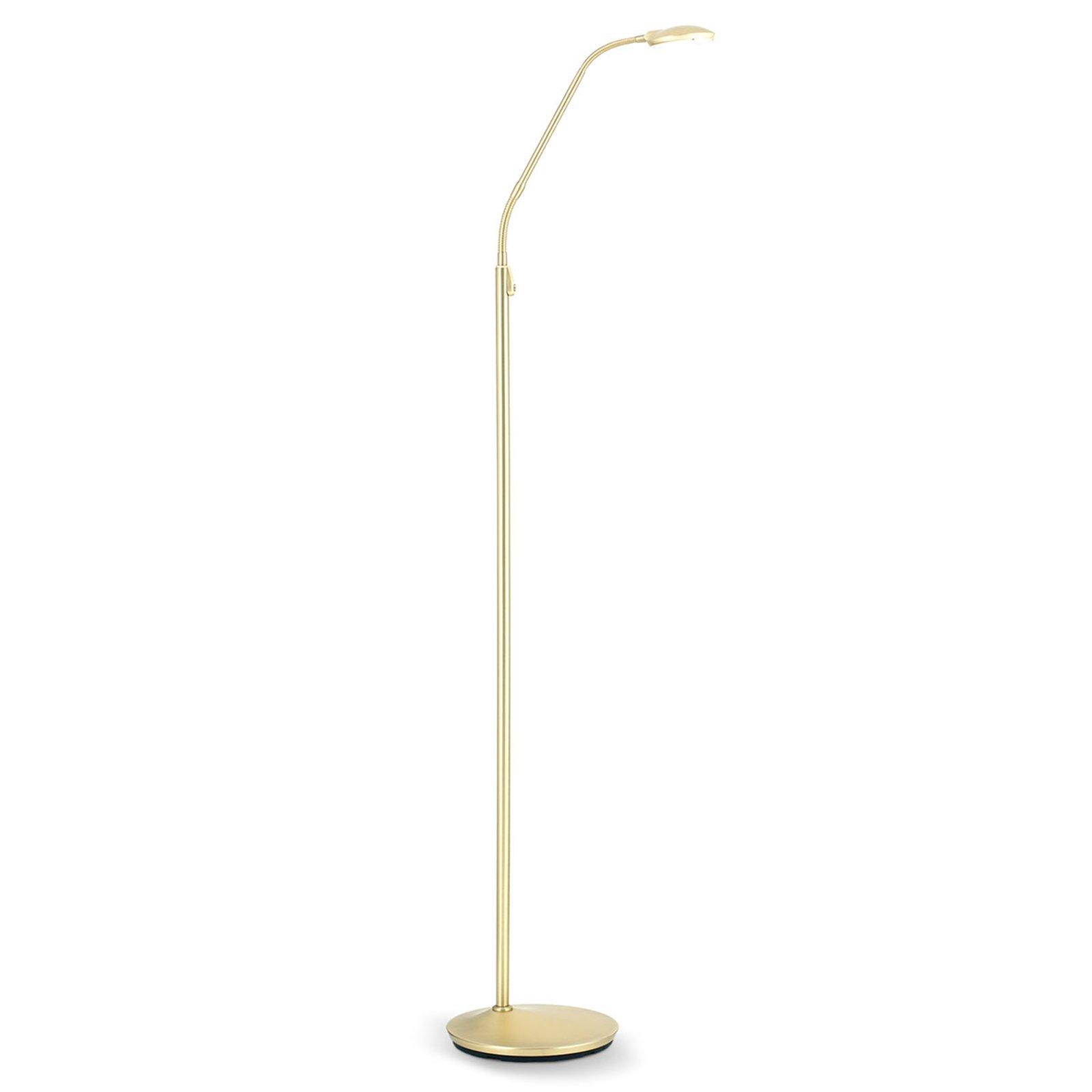 Cobra LED-gulvlampe med vekslende farge