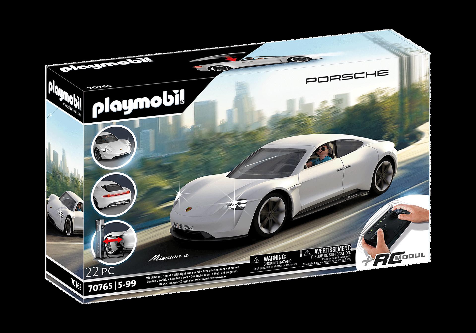 Playmobil - Porsche Mission E (70765)