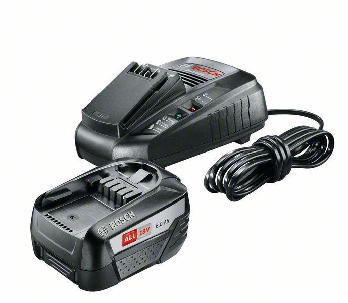 Bosch Batteri PBA 18V 6.0 AH M/AL1830 CV