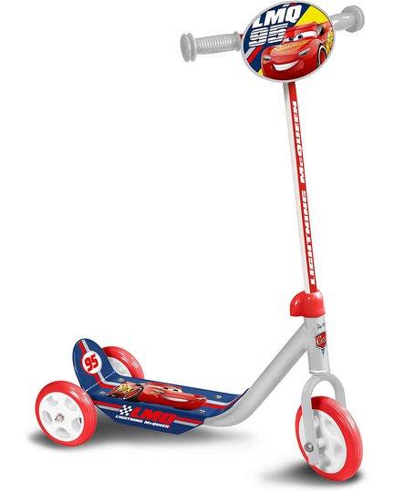 Stamp Cars 3 Sparkesykkel Trehjuling