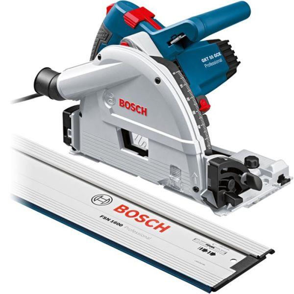Bosch GKT 55 GCE Upotussaha 1400 W
