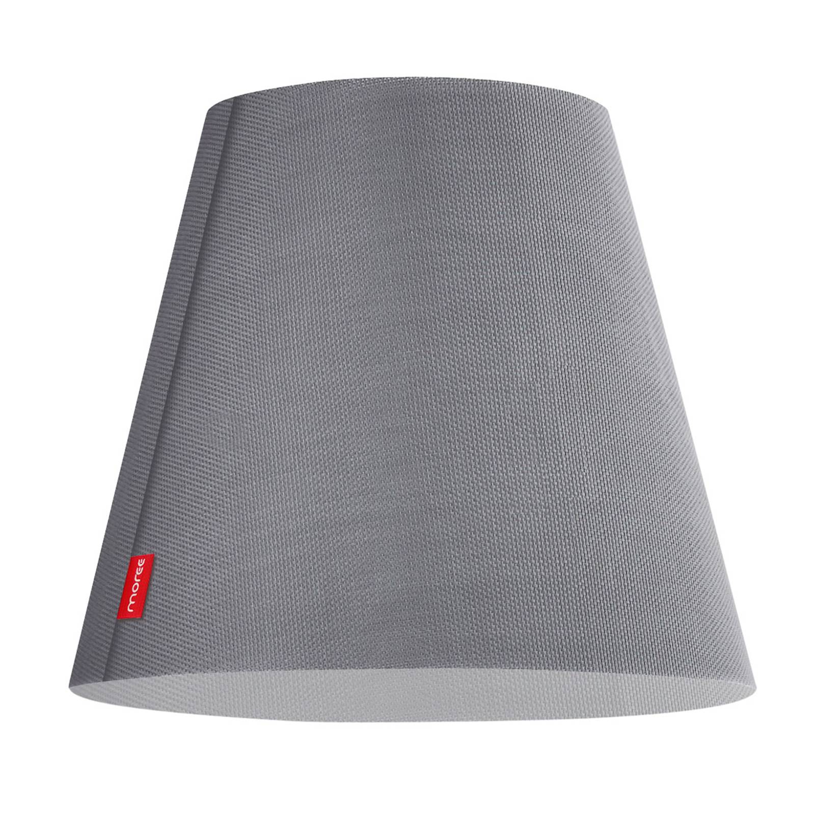 Swap Outdoor -lattiavalo, grey coated fabric