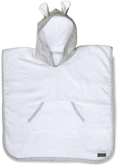 Vinter & Bloom Nordic Hettehåndkle, Calm Grey
