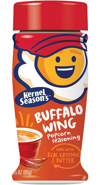 Kernel Popcornkrydda Buffalo Wing 80g