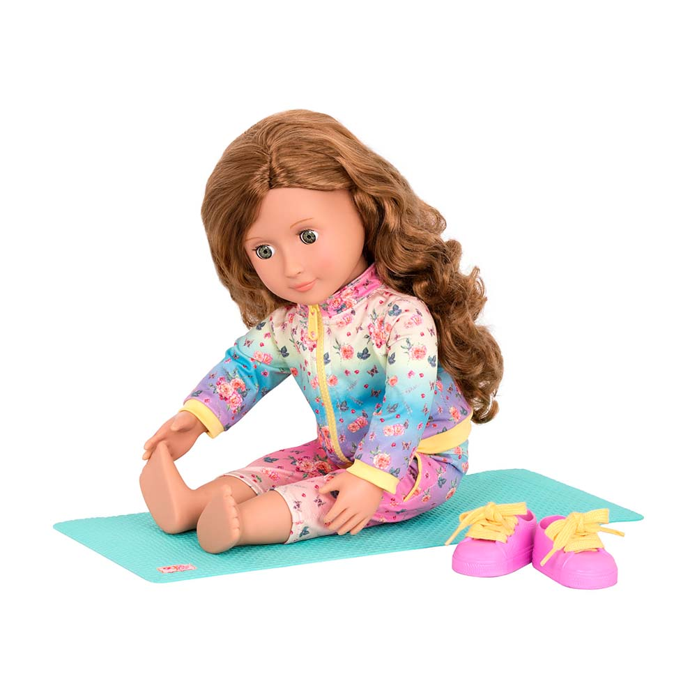 Our Generation - Lucy Grace with Yoga Mat (731184)