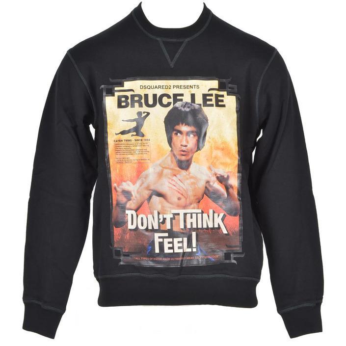 Dsquared Men's Sweatshirts Black 216164 - black M