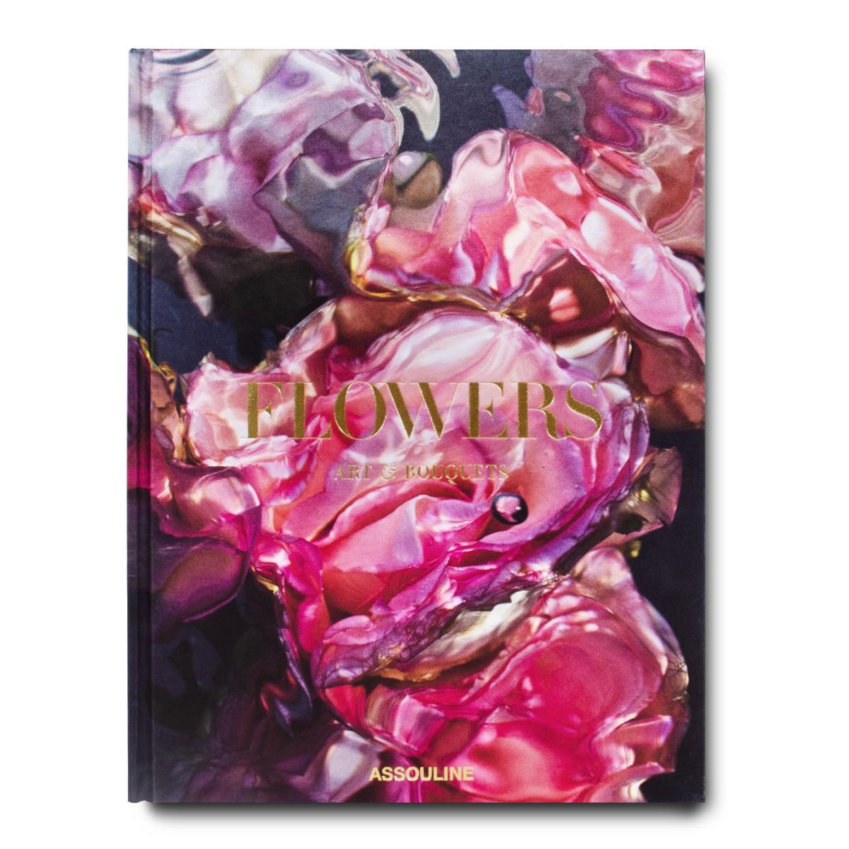 Assouline I Flowers: Art & Bouquets