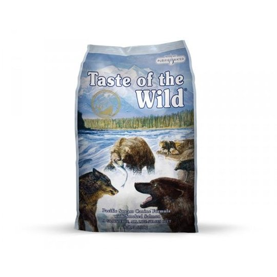 Taste of the Wild Pacific Stream Canine,Salmon (12,2 kg)